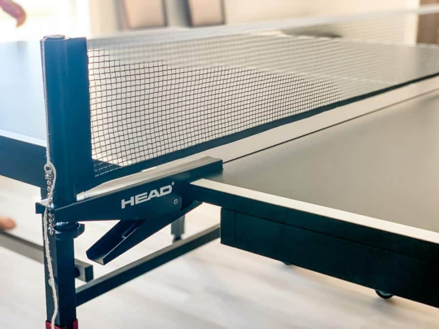 Table Tennis Net - HEAD Summit USA Table Tennis Review - Family Gift Idea!