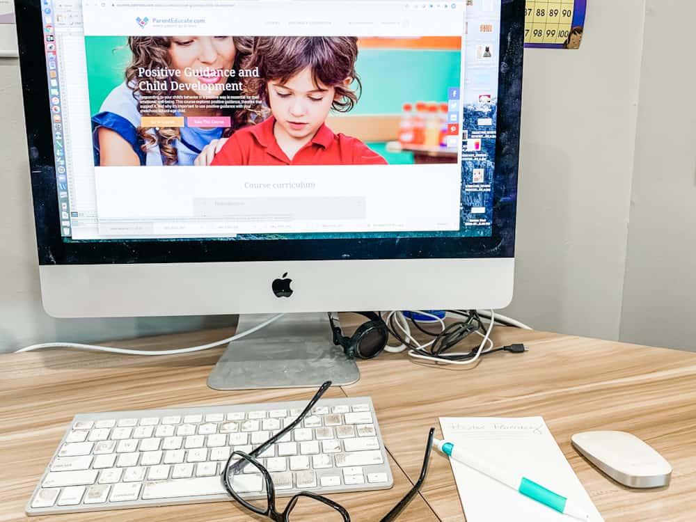 computer - ParentEducate.com - Online Parenting Classes Made Easy!