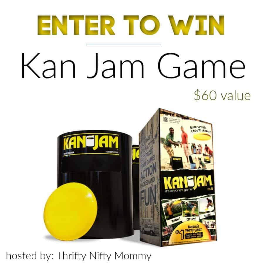 Kan Jam Game Giveaway