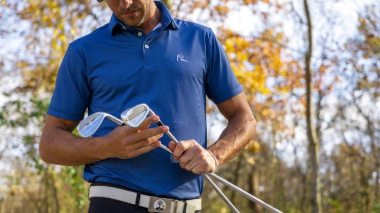 golfer - Rhoback Performance Polos Giveaway