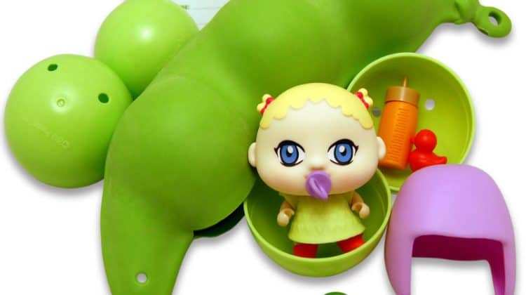 doll - ThinAir Brands Pea Pod Babies