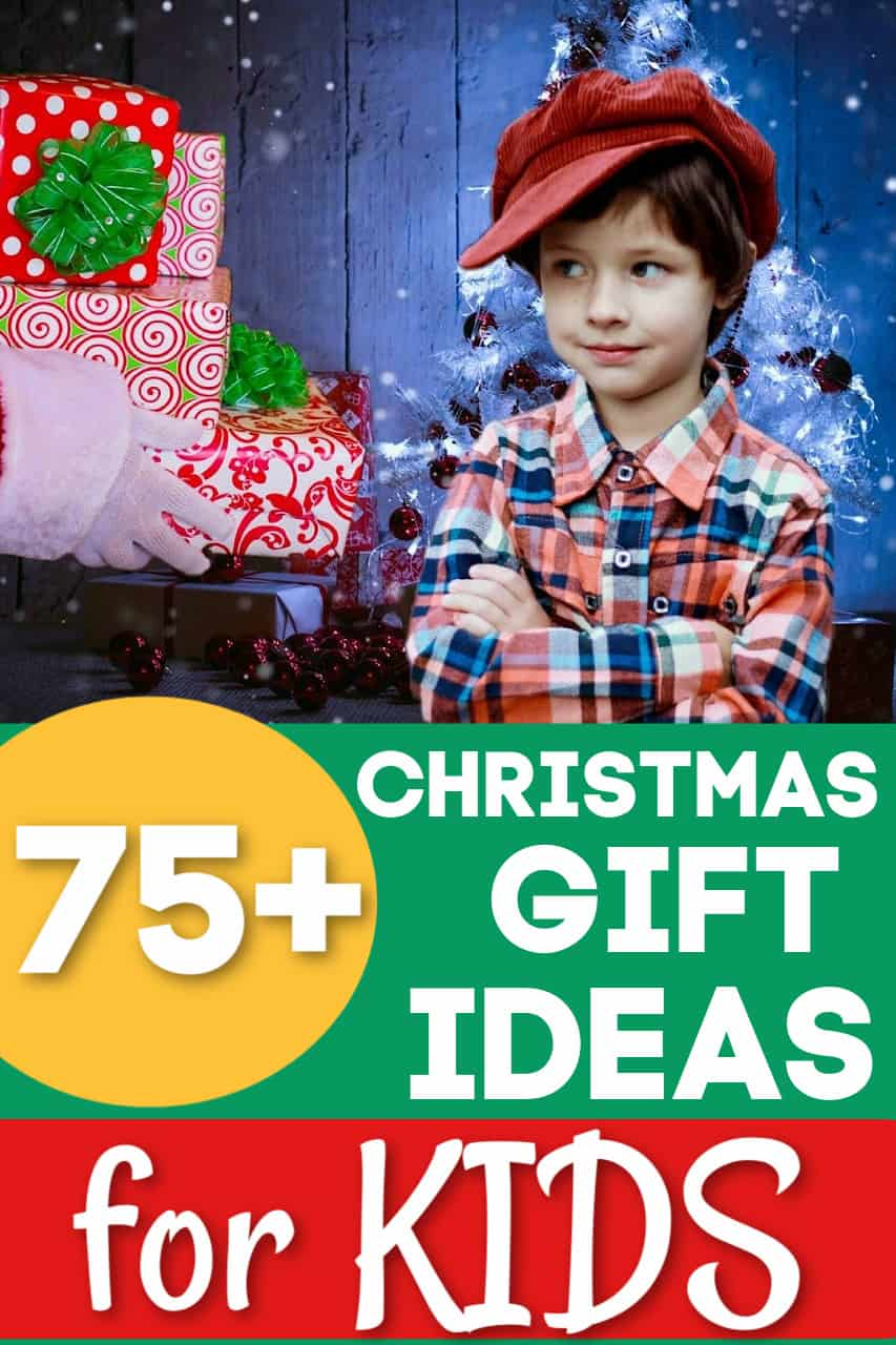 75+ Gifts Ideas For Kids