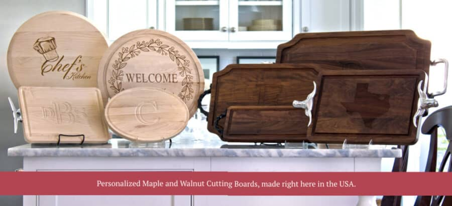BigWood Boards - Unique Customized Wood Boards