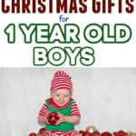 The BEST Christmas Gifts For 1 Year Old Boys