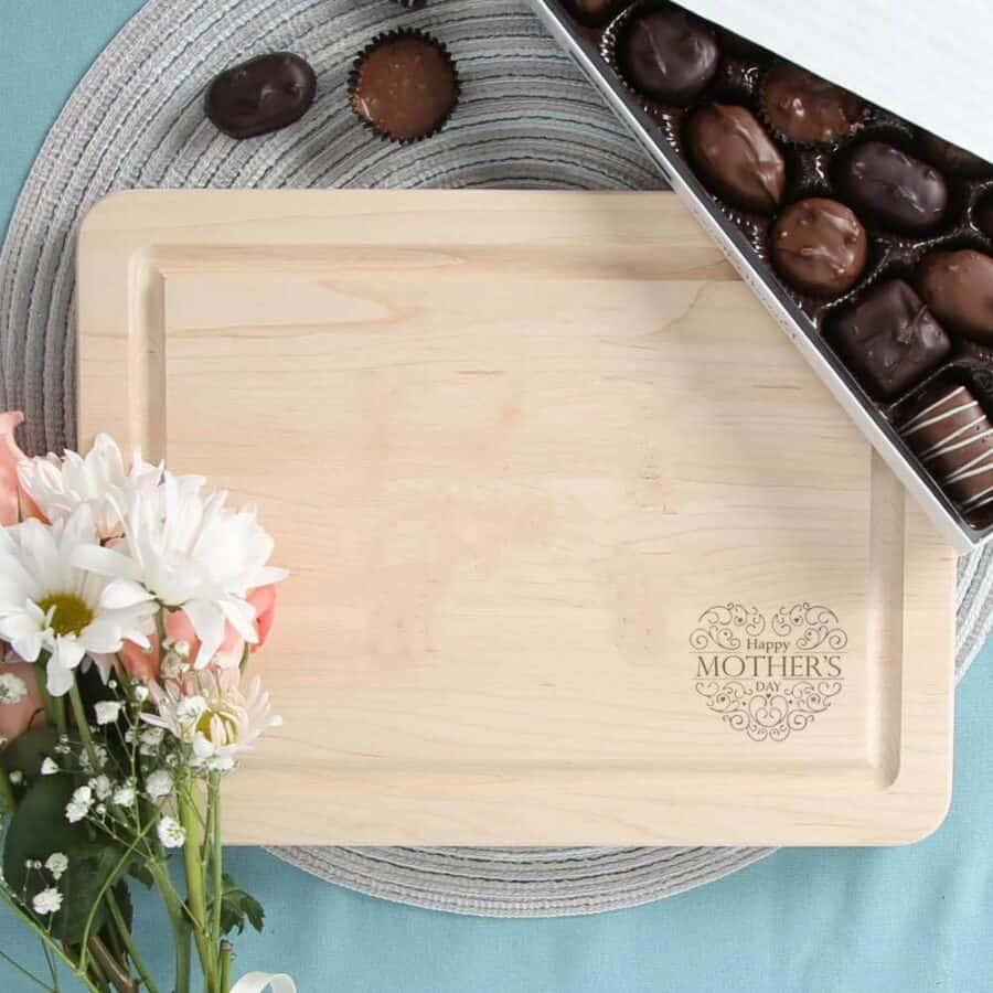 BigWood Boards Mother's Day Cutting Board