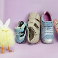 chick and shoes - pediped Shoes Giveaway (Win A Pair Of Kids Shoes!)