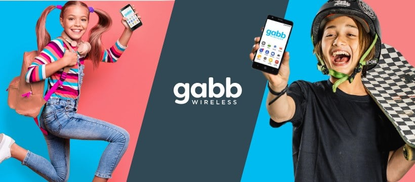 kids with cell phones - Gabb Wireless: The Affordable + SAFE Phone For Kids (That Looks Cool Too!) + DISCOUNT CODE