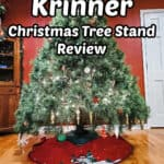 Krinner Christmas Tree Stand Review