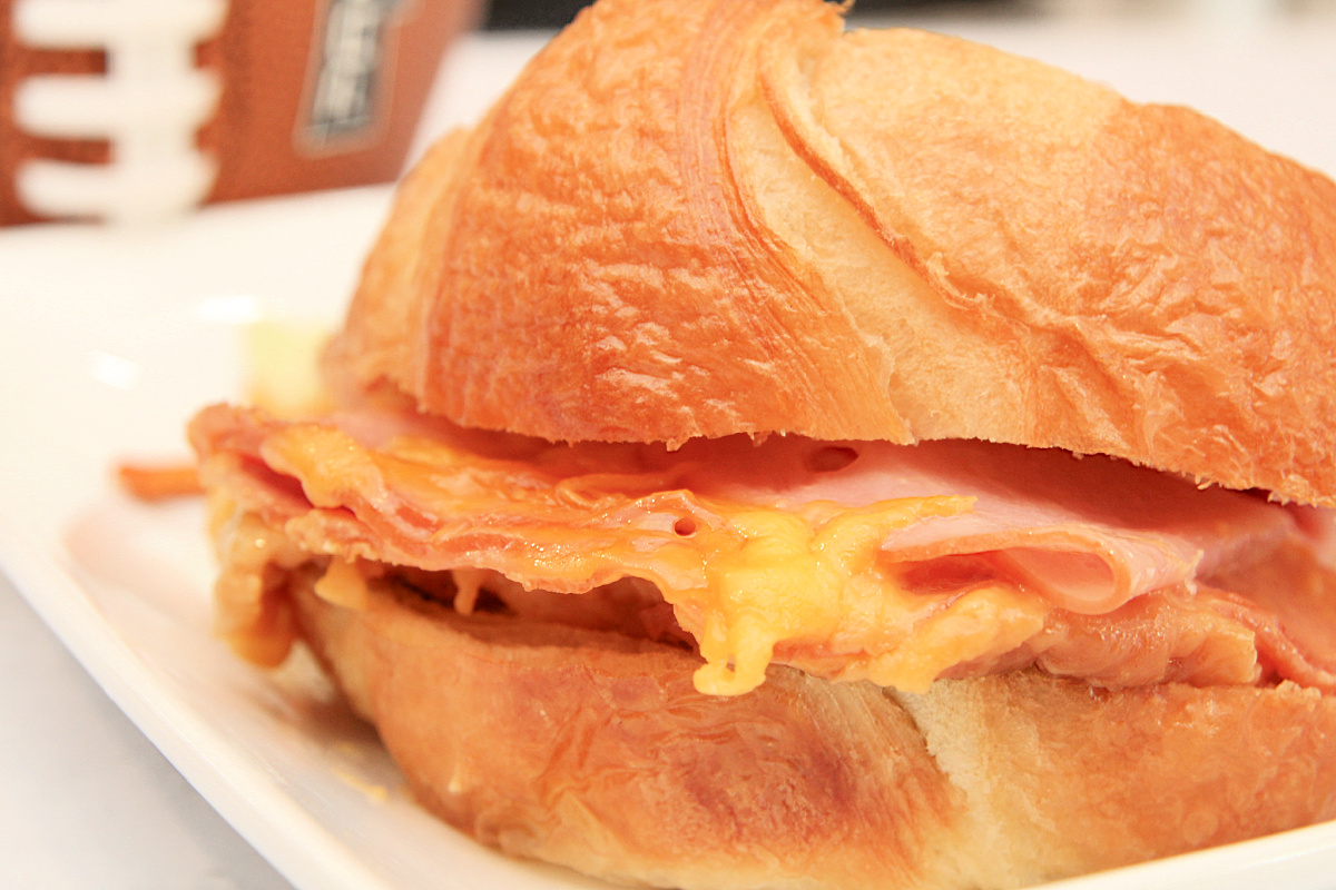 Hot Ham and Cheese Crockpot Sandwiches Recipe