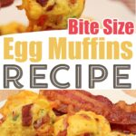 Bite Size Egg Muffins Recipe