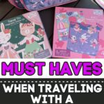 Back Pack Travel Tin Magnetic Puzzles 5 Must Haves When Traveling With A Toddler
