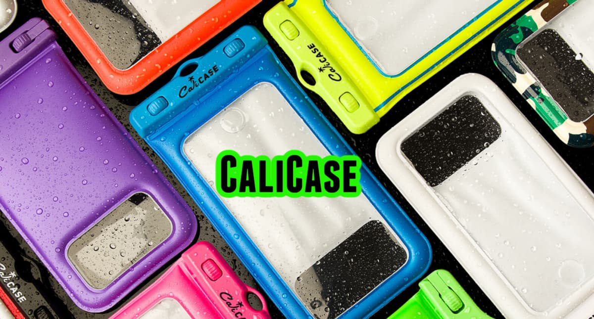 Best Waterproof Case For Vacation - CaliCase
