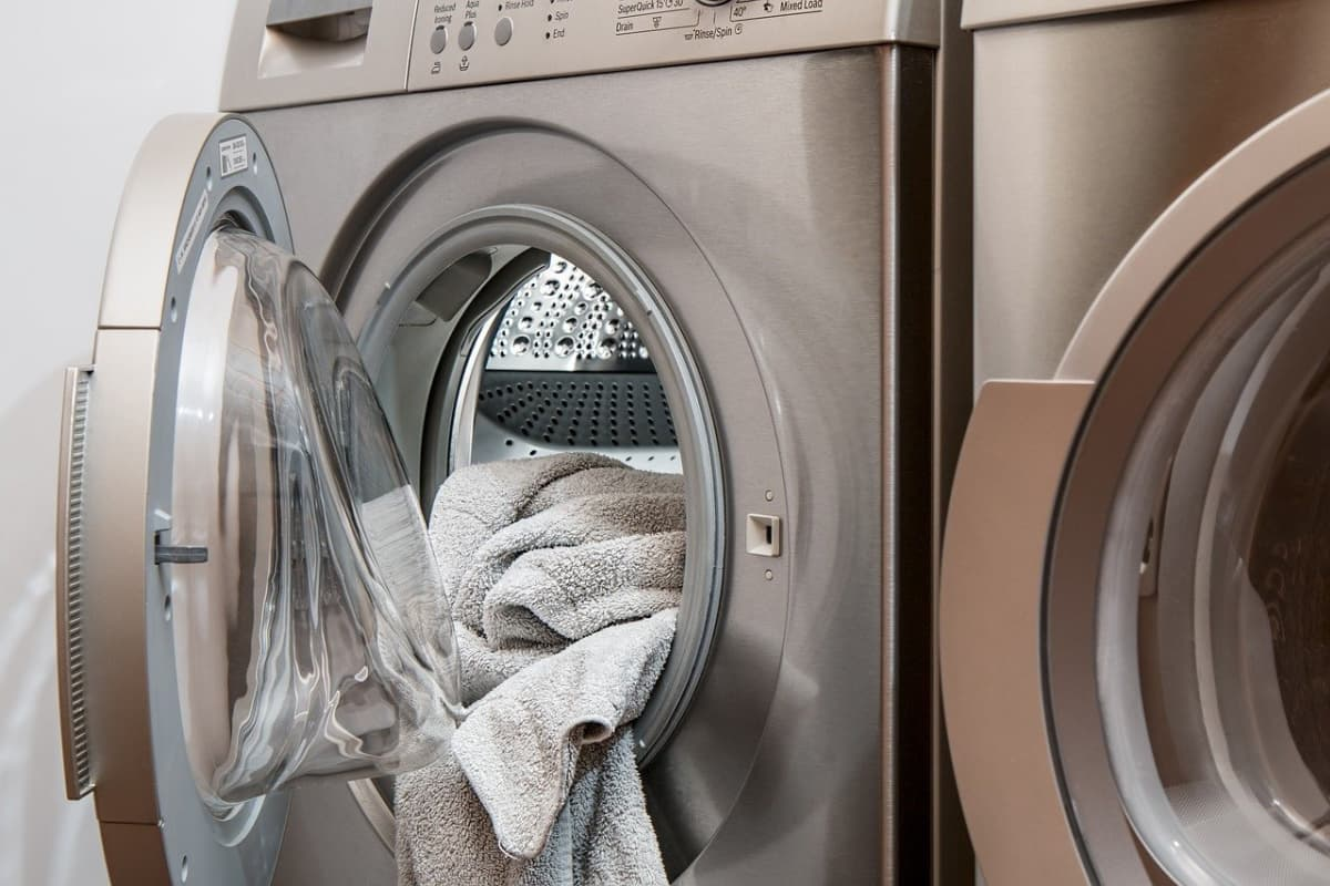 washer and dryer- Family Laundry Tips - Everyday Chores Made Easy With Whirlpool's Chores Club