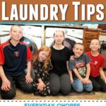 Family Laundry Tips - Whirlpool Corporation Improving Life at Home Hub