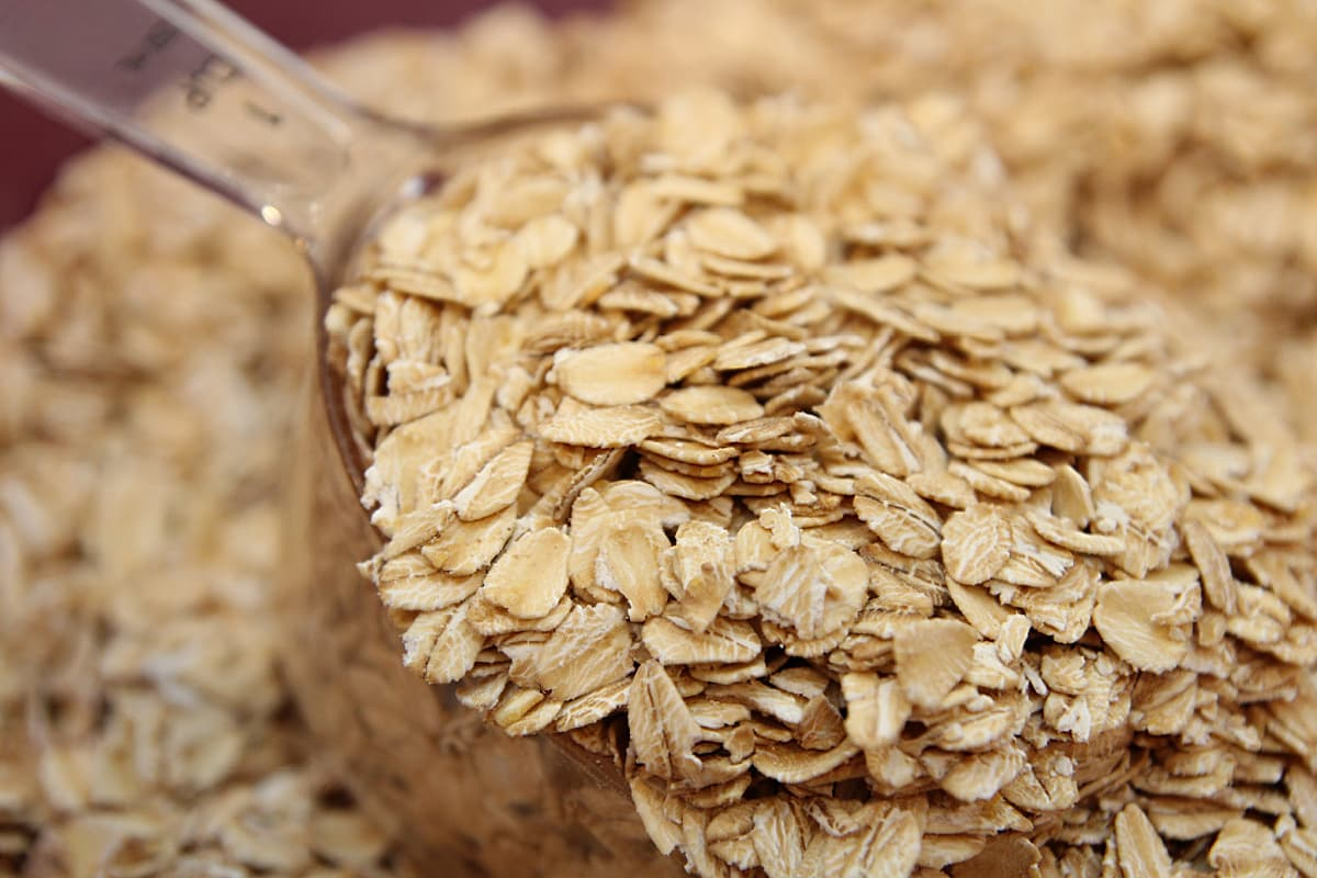 oatmeal - Healthy Homemade Protein Bar Recipe
