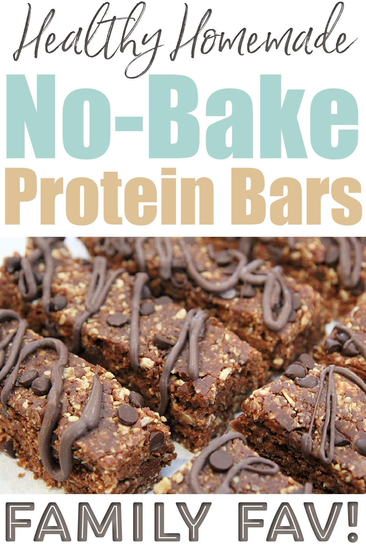 Healthy Homemade Protein Bar Recipe