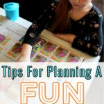 Girl Playing Game- Tips For Planning A Fun Game Night