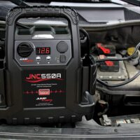 Clore Automotive Jump-N-Carry JNC550A 1100 Peak Amp Jump Starter with Air Compressor