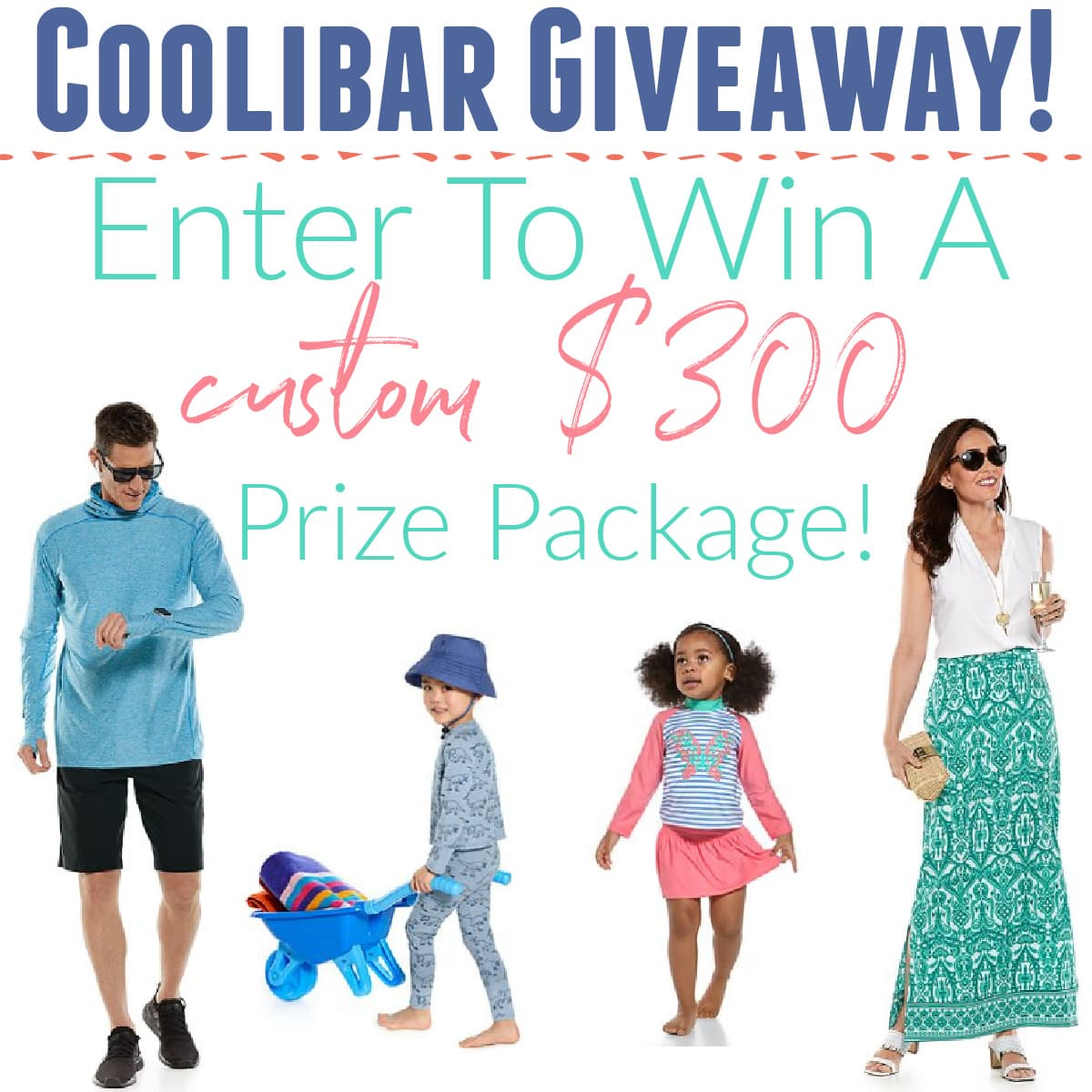 """Best Sun Protective Clothing For The Whole Family + """"This Is Brave"""" Fundraiser & Giveaway"""