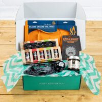 Dads Grilling Box - The Care Crate Company