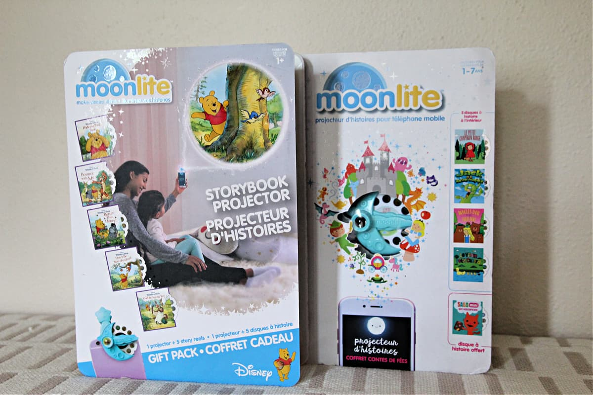 Moonlite Storybook Projector Review