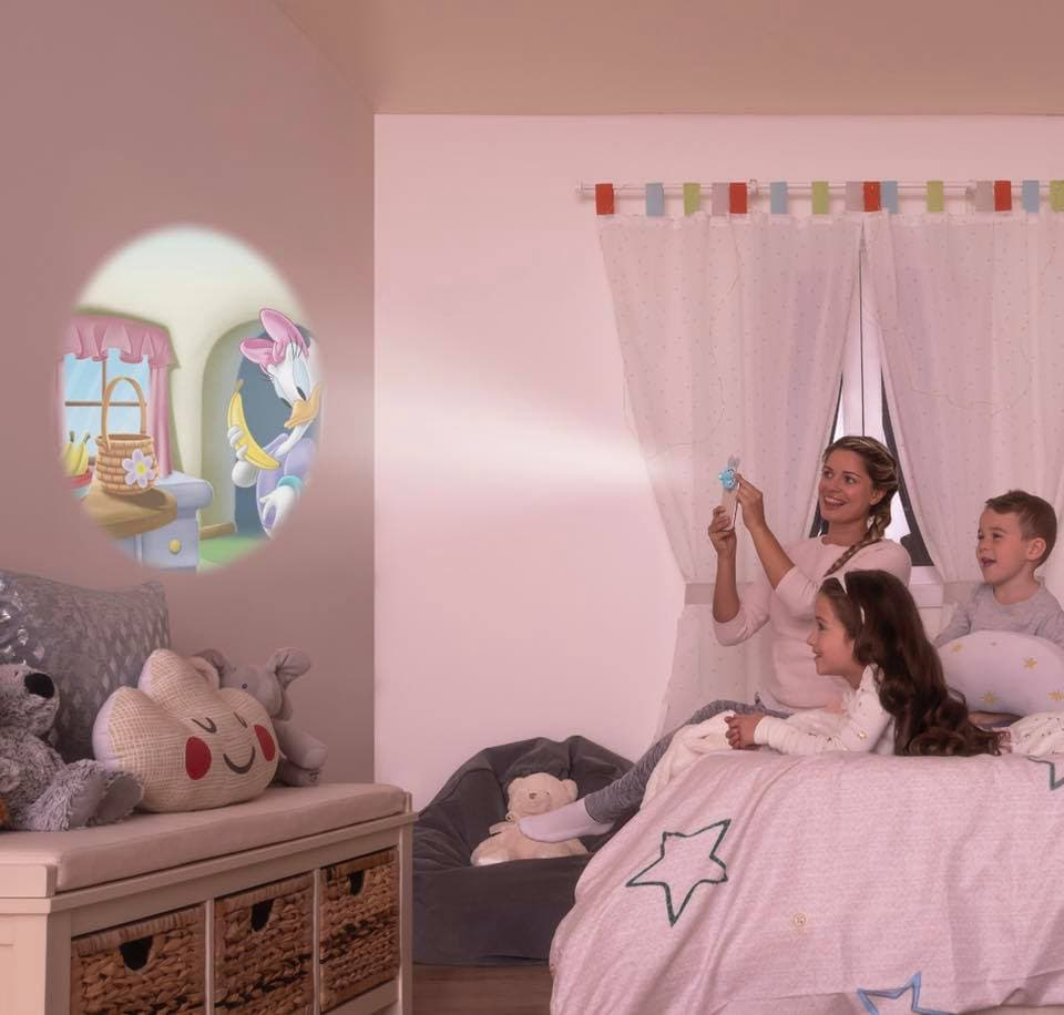 Mom With Children- Moonlite Storybook Projector Review