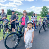 family bike ride - Top 10 Best Bike Accessories for 2021