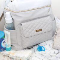 Diaper Bag- What To Pack In A Diaper Bag For A Newborn