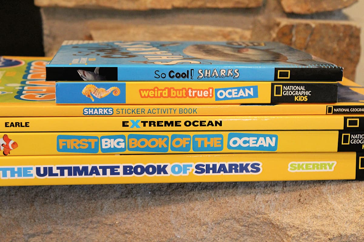 Shark-Tastic Summer Reading With National Geographic Kids