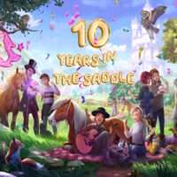 Celebrate Star Stable's 10th Anniversary With A Giveaway!