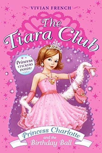 The Tiara Club Book