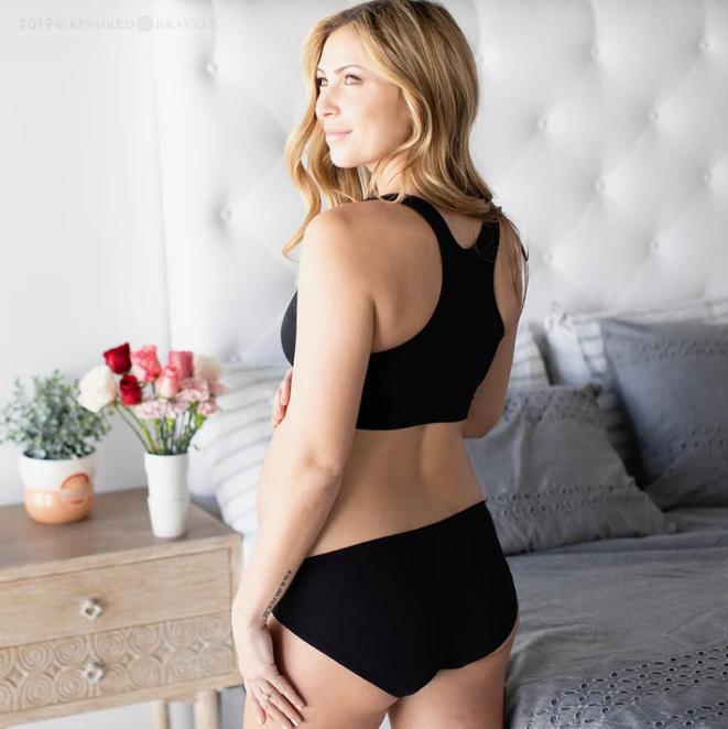 pregnant mama - Under-the-Bump Bikini Underwear